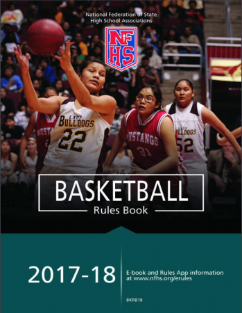 NFHS Online Basketball Rules Book 2017