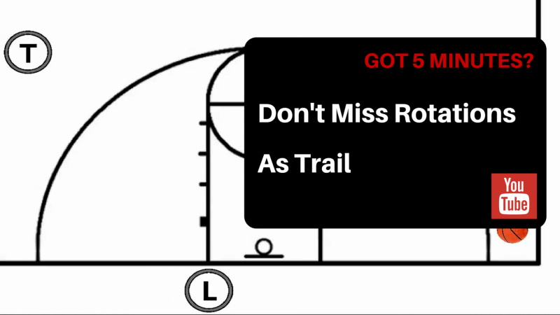 avoid missed rotations trail