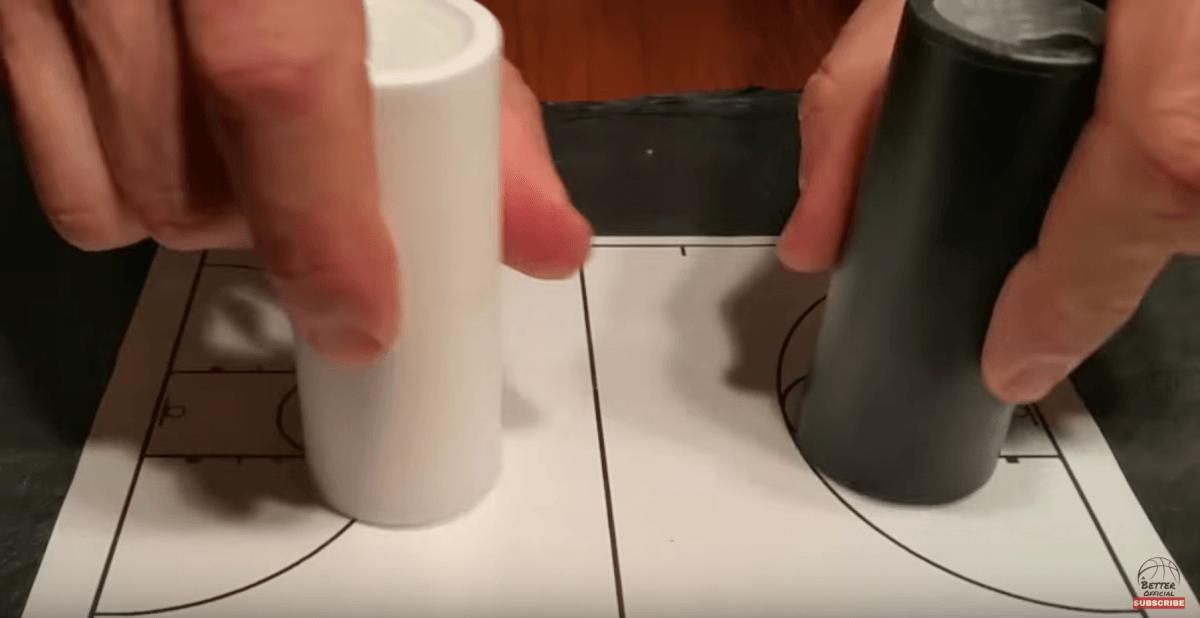 Switching 2 Person Mechanics