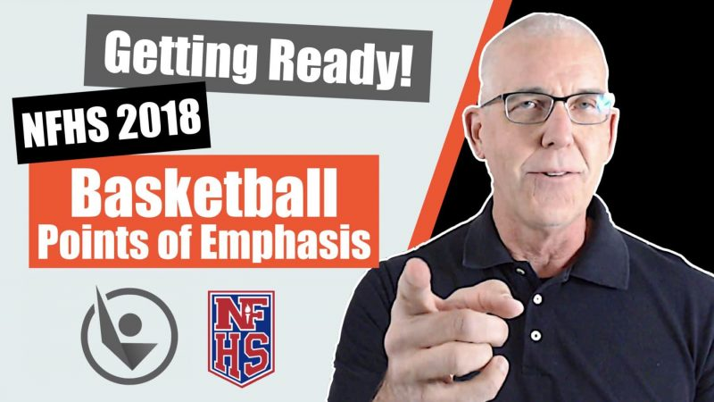NFHS Points of Emphasis 2018