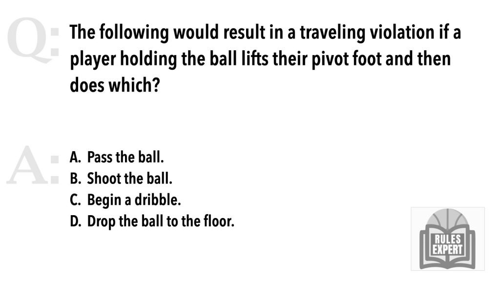 Traveling Question