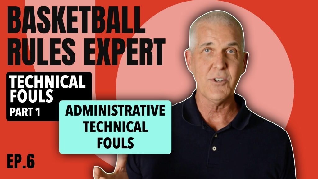 Administrative Technical Foul in National Federation of High School Basketball Rules