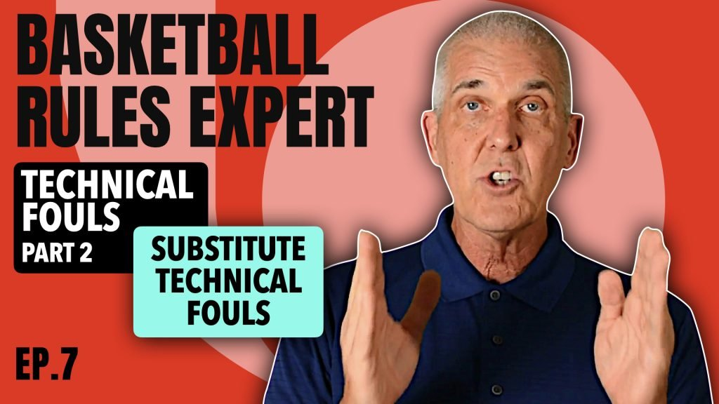 Substitute Technical Fouls and Team Technical Fouls in National Federation of High School Basketball Rules