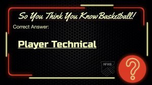 Player Technical Foul