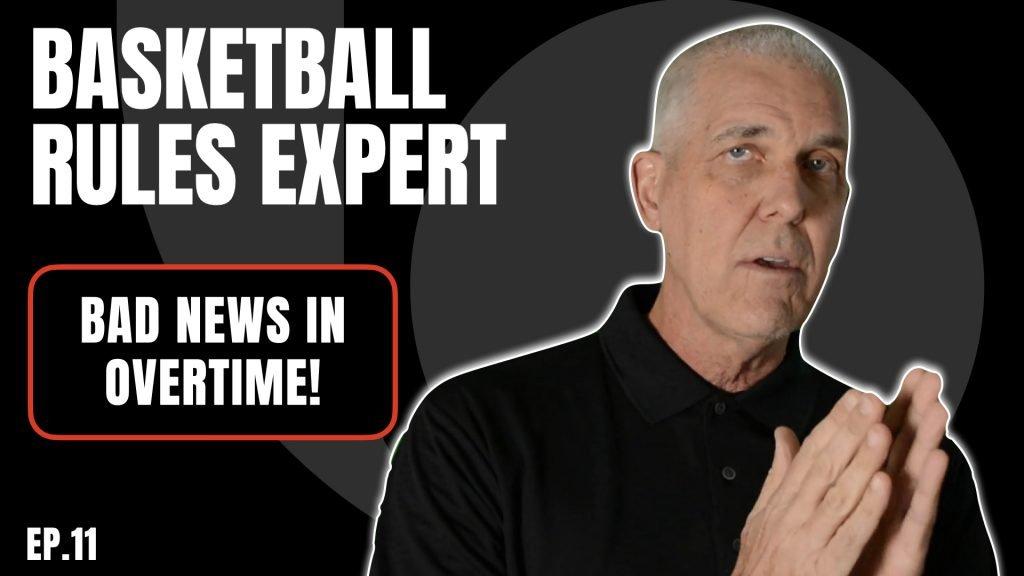 Basketball Rules Expert episode 12