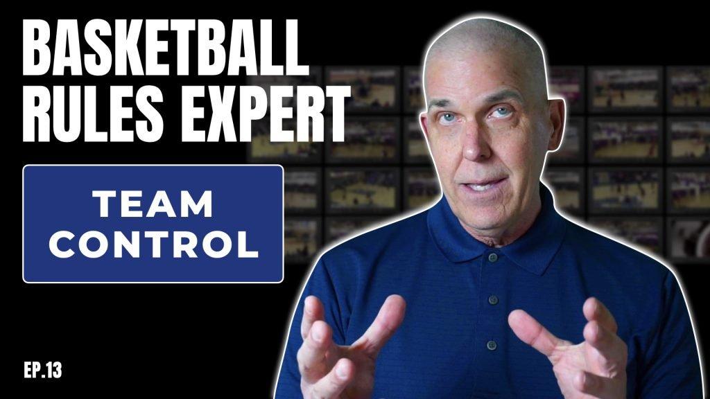 team control in high school basketball