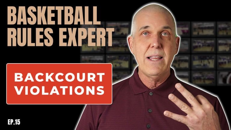 Backcourt Violation in High School Basketball - Basketball Rules Expert