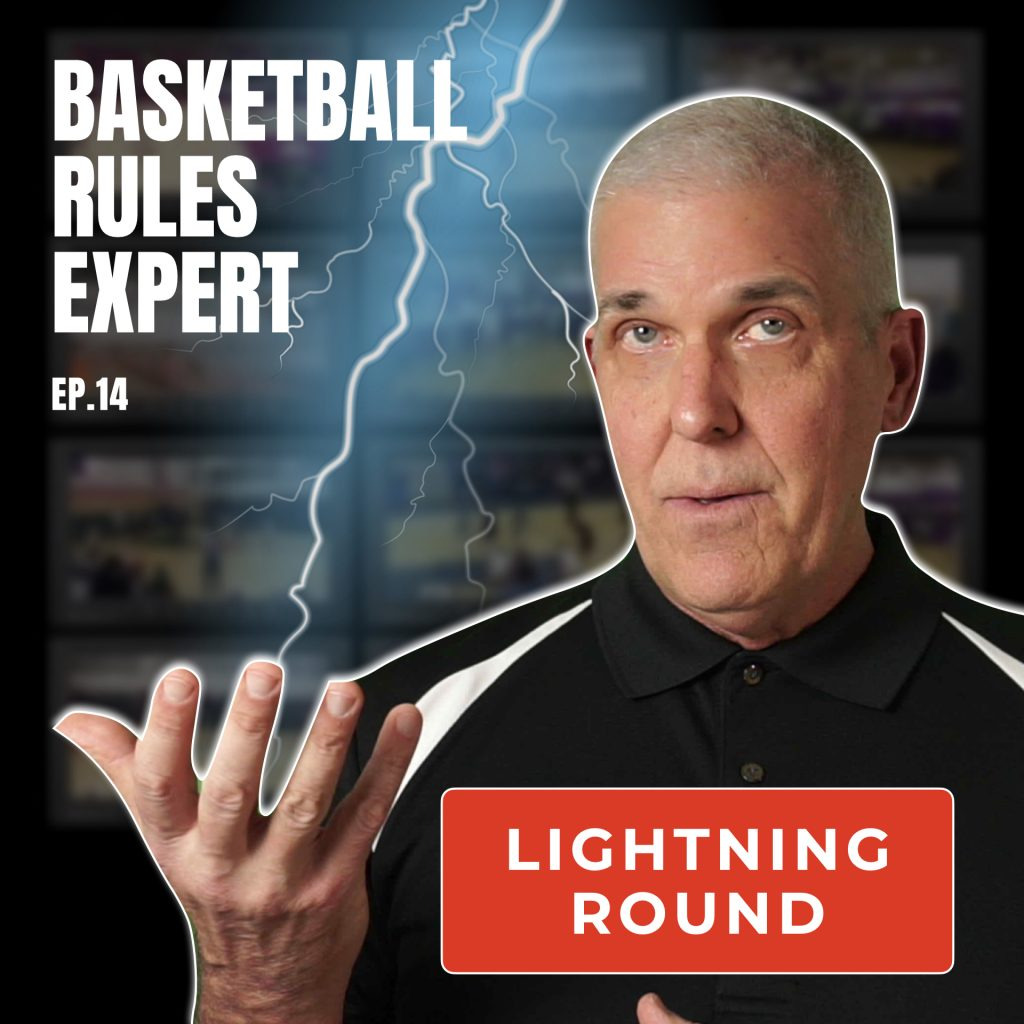 Basketball Rules Expert Podcast ep 14