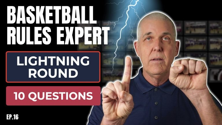 really hard basketball rules questions that only rules experts can answer