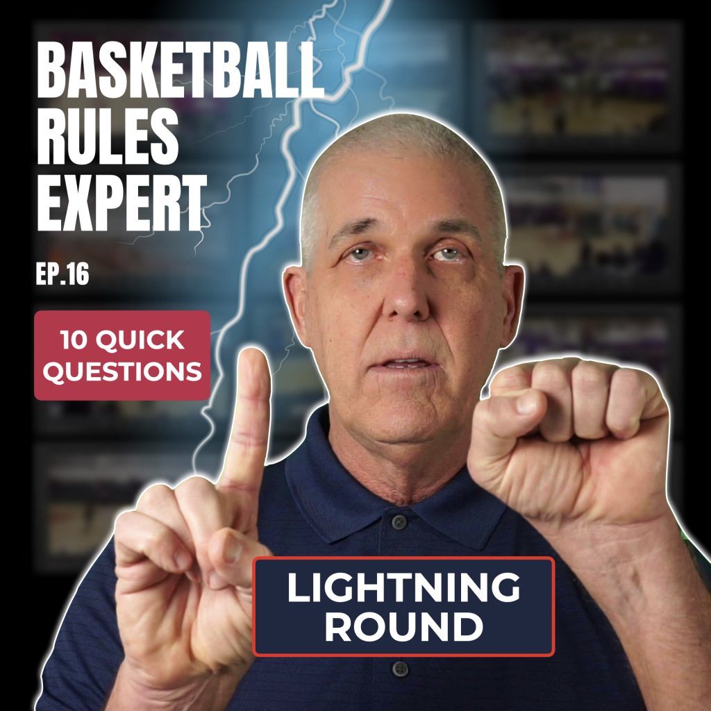 Rules Quiz for Basketball Referees